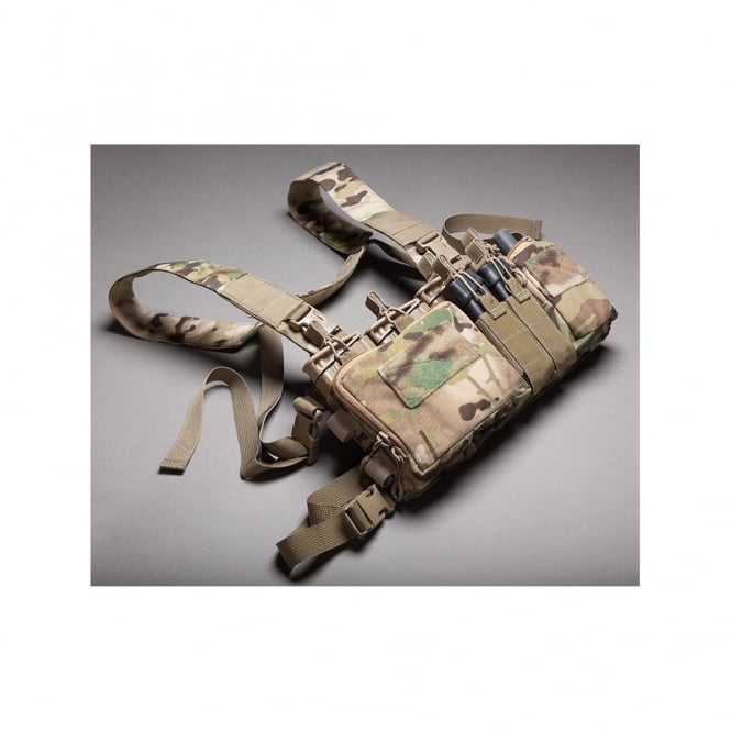 Haley Strategic Disruptive Environments Heavy Chest Rig - Multicam