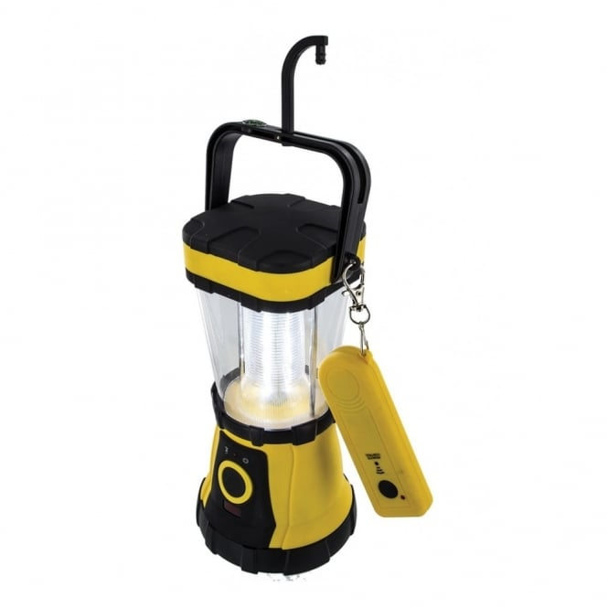 Highlander Outdoor 24 LED Remote Control Lantern