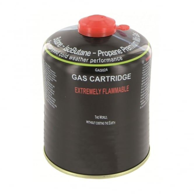 Highlander Outdoor 450g Valved Cartridge