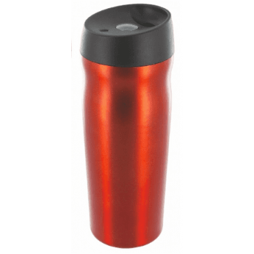 Highlander Outdoor 500ml Travel Mug - Orange