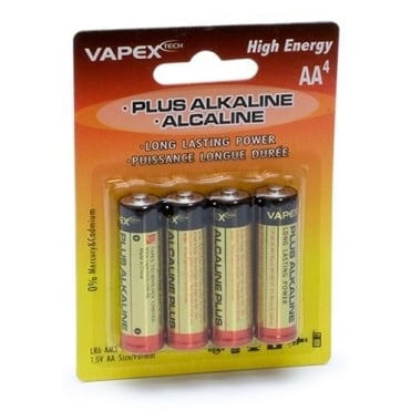 AA Battery 4 Pack