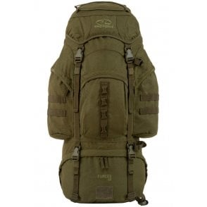 Highlander Outdoor Forces 66 Rucksack - Olive