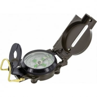 Highland Outdoor Military Compass