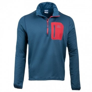 Highlander Outdoor Jura Fleece - Navy