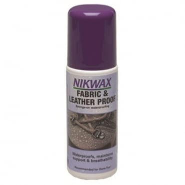 Nikwax Fabric / Leather Proofing 125ml