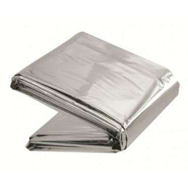 Highlander Outdoor Reflective Survival Blanket