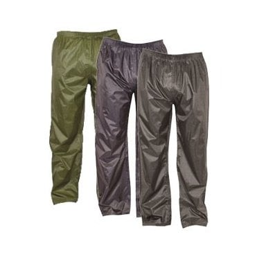 Highlander Outdoor Stormguard Packaway Trousers - Navy