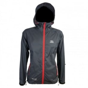 Stow and Go Packaway Jacket - Charcoal