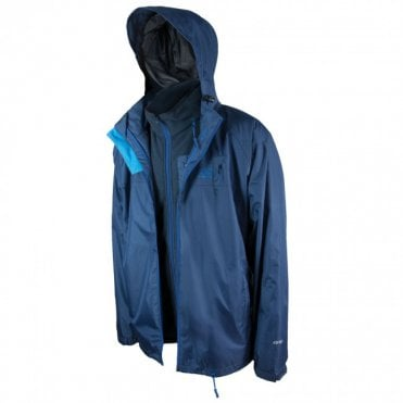 Highlander Outdoor Torridon 3 in 1 Jacket - Blue
