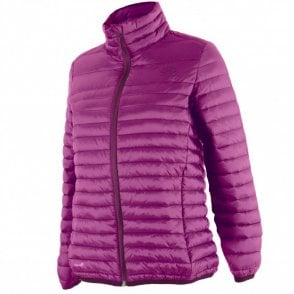 Highlander Outdoor Womens Highland Down Jacket - Purple