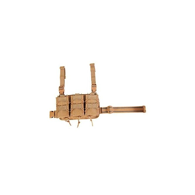 HSGI Rifle Leg Rig - Coyote Brown