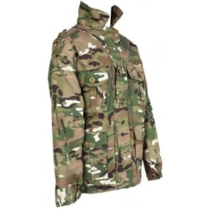 Kids Combat Jacket HCAM 7/8years