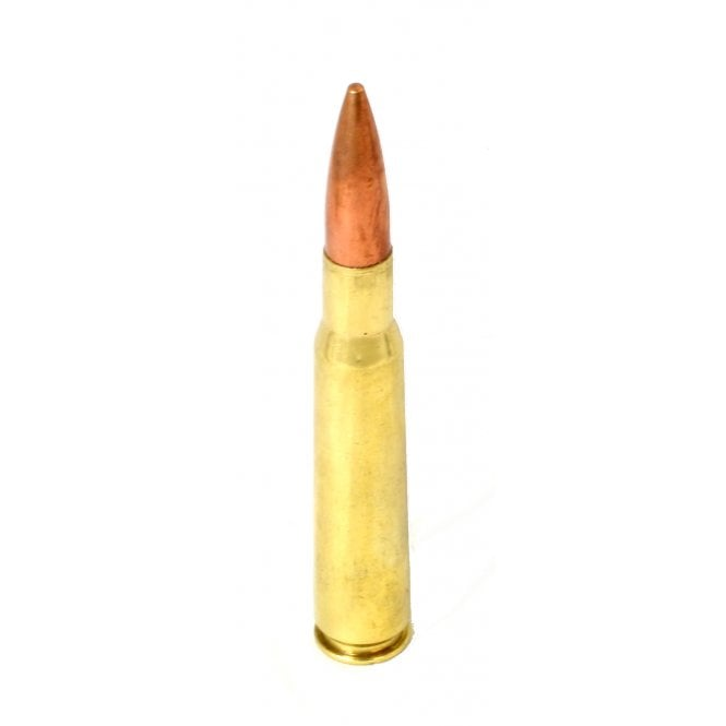 Lucky Shot 50 Cal BMG Collector's Round