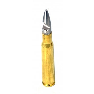 Lucky Shot 50 Cal Shark Bottle Opener