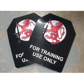 LWA Crossfit/Training Plates - 1.7kg/3.7lb