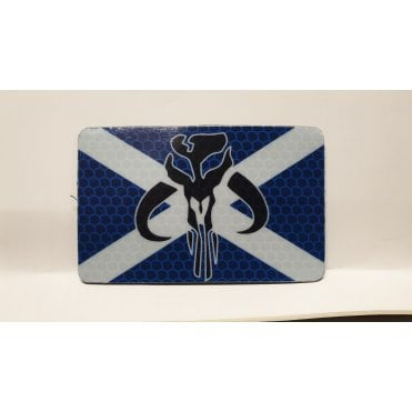 LWA EvS 2019 Commemorative IR Patch - Scotland