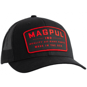 Magpul Go Bang Trucker Cap - Black