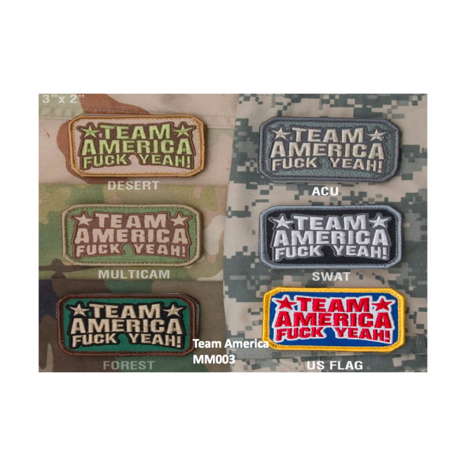 Mil-Spec Monkey MSM Team America - Multicam