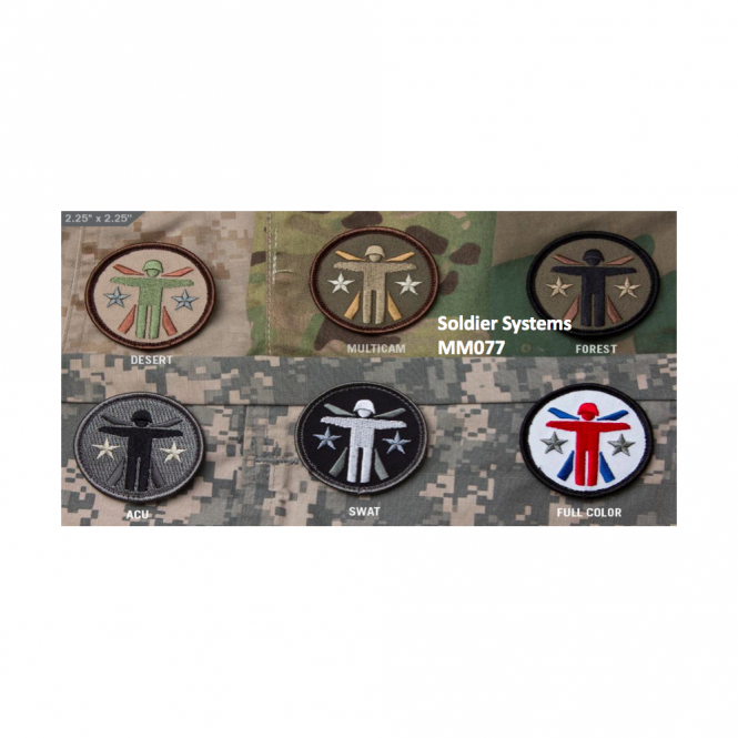 Mil-Spec Monkey MSM Soldier Systems - Color