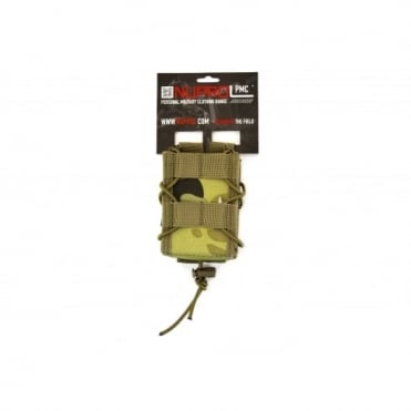 NP PMC Rifle Open Top Pouch-NP Camo