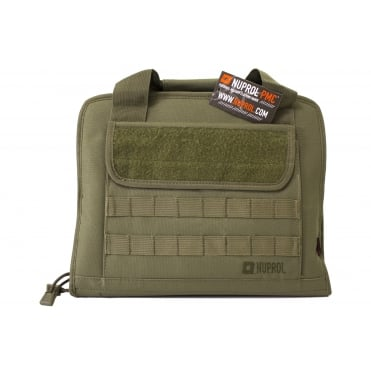 Nuprol Deluxe Pistol Bag - Green