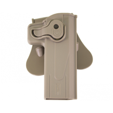 Nuprol Hi-Capa series holster - Tan