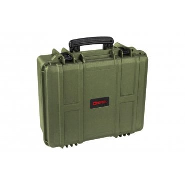 Nuprol Medium Equipment Hard Case - Green