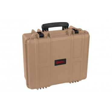 Nuprol Medium Equipment Hard Case - Tan