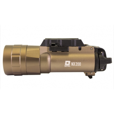 Nuprol NX200 Flashlight - Tan
