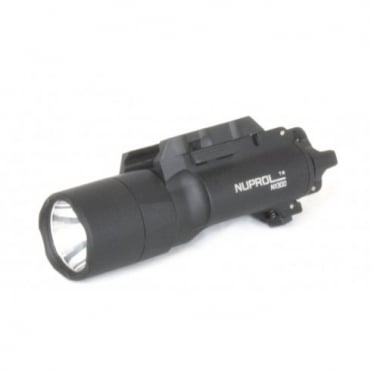 Nuprol NX300 Flashlight - Black