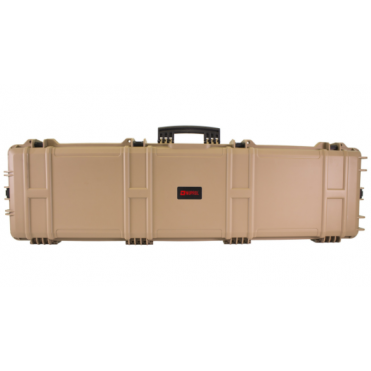Nuprol XL Hard Case Wave foam - Tan