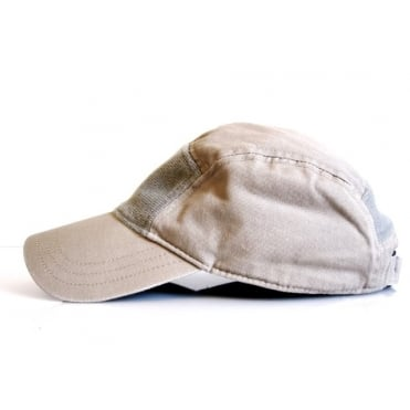 Patch Panel Ball Cap - Dark Earth