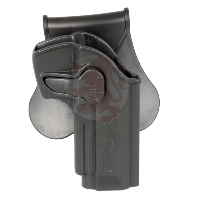 Cytac/Amomax Pistol Paddle Holster for Tokyo Marui/WE/KJW/KSC/KWA M9/M92