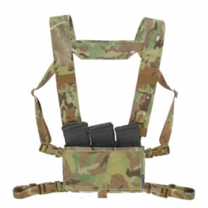 Spiritus Systems Mk 3 Micro Fight Chest Rig - Ranger Green