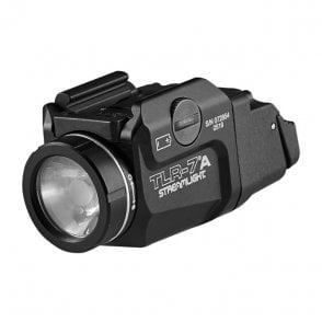 Streamlight TLR-7A Flex Low Profile Light with High & Low switch - 500 Lumen