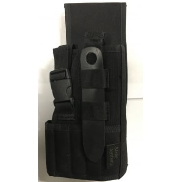strike systems thigh holster for m92 with laser