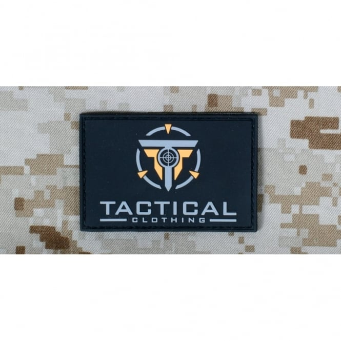Tactical Clothing Tactical Clothing Large Patch - Black