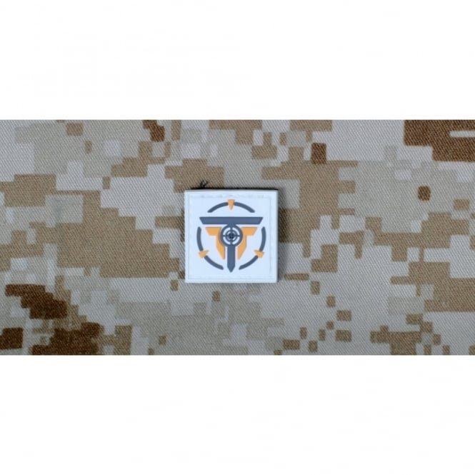 Tactical Clothing Tactical Clothing Small Patch - White