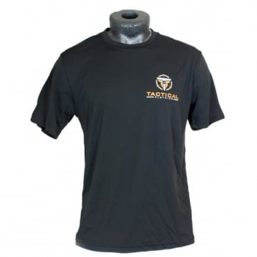Tactical Clothing Techincal T-shirt-Black