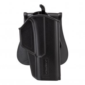 Umarex Paddle holster Mod. 2 for GLOCK 17, 19, 19 Gen4, 19X, 18C, 22 Gen4, 31
