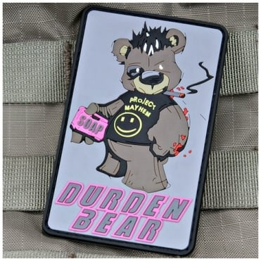 VLMS Durden Bear Fight Club Patch