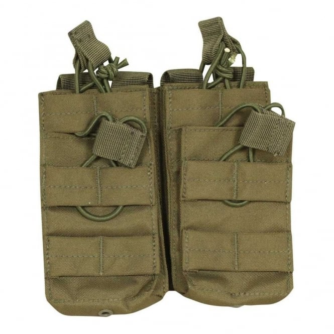 Viper Tactical Viper Double Duo Mag Pouch - Green