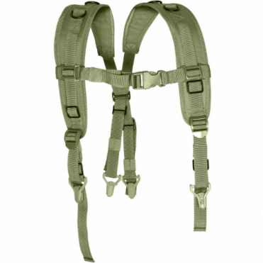 Viper Locking Harness - Green