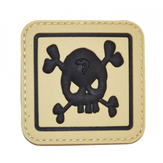 Viper Tactical Viper 'Skull' Patch