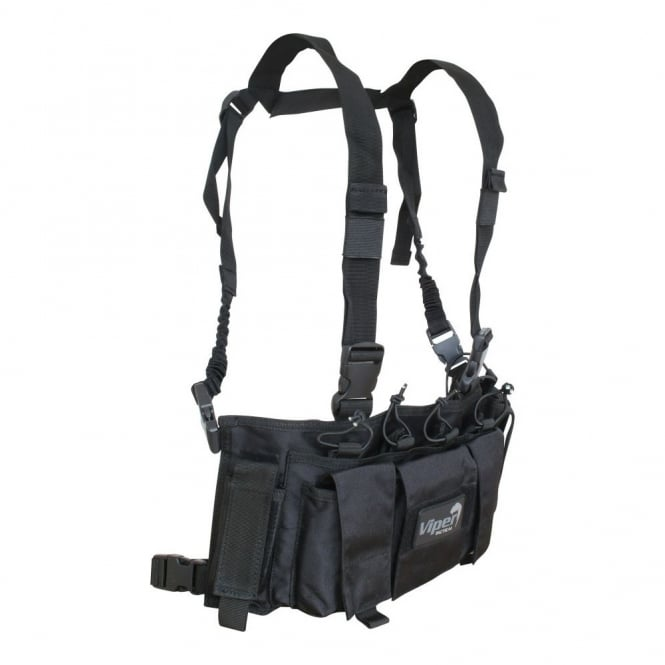 Viper Tactical Viper Special Ops Chest Rig - Black