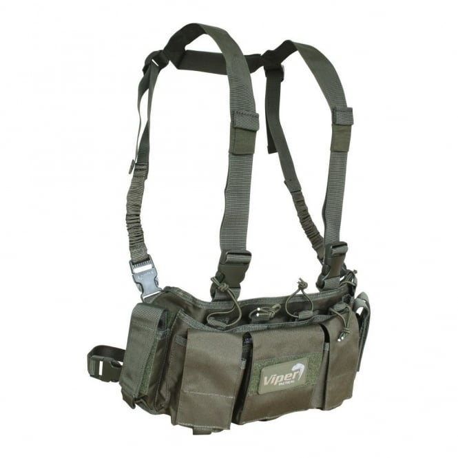 Viper Tactical Viper Special Ops Chest Rig - Green