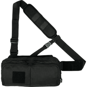 Viper Tactical Buckle Up Sling Pack - Black