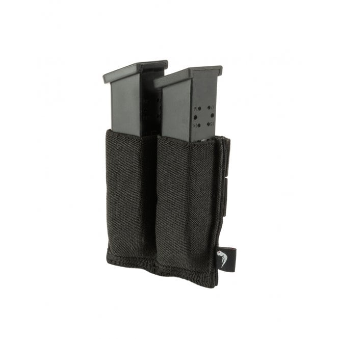 Viper Tactical Double Pistol Magazine Plate Pouch - Black