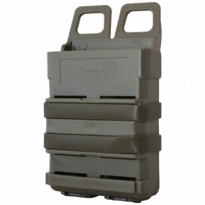 Viper Tactical Quick Release Mag Case - Green / Grey