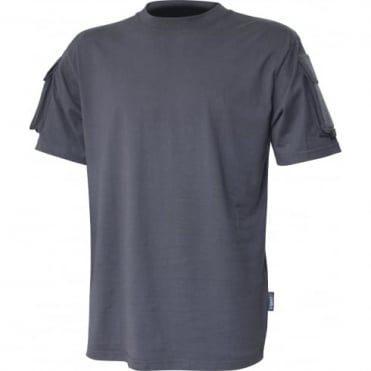 Viper Tactical T-Shirt - Titanium